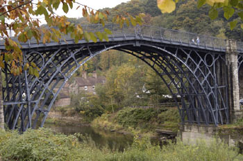 The Iron Bridge, Shropshire